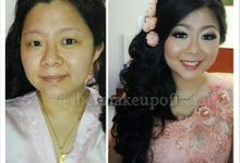 Bride Make Up by IBELmakeuppro