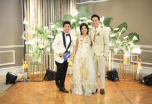MC Wedding Gran Mahakam Jakarta - Anthony Stevven by Anthony Stevven