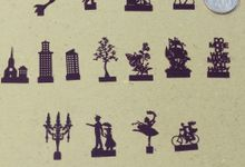 PAPER CUTTING by Treeasure