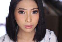 Wedding Makeup Trial by Vita Ester Makeup