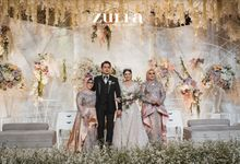 Kalia & Kemal - 22 February 2020 - Deruzzi by Zulfa Catering