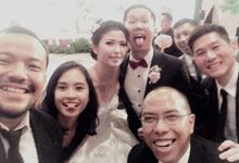 The Wedding of William & Tiya by Untitled Band