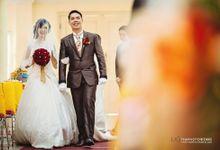 The Wedding of Nini & Junaidy by TEMPHOTOWORKS
