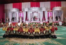 Hendra and Fitri wedding reception by Elisa pelaminan aceh