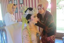 MELVA & DOME by vivi wedding make up