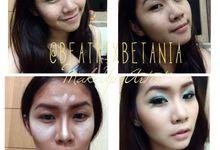 Makeup Portfolio by Beatrix Betania Make Up Artist
