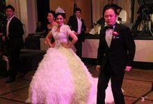 Grand Hyatt - Erik & Citra Wedding Reception by Jova Musique