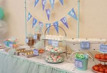 Alexis and Alexius by The Lair Weddings Candy Bar