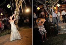 Tirtha Uluwatu Bali Wedding - Rob & Kristin by RUDYLIN Photography