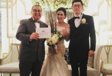 The Wedding Of Derrick & Cynthia - 11 March 2017 by David Entertainment