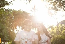 Lius & Pauline by dedenphotography