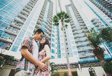 Aletta & Fajar - Pre-wedding by Camerad! Photography