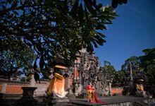 Gus Ade And dayu   Bali Traditional Prewedding by Gerobak Photography