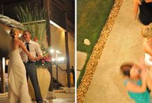 Sienna Villa Bali Wedding - Noel & Justine by RUDYLIN Photography