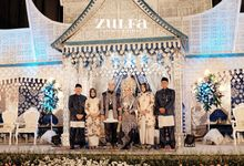 Sulaiman & Shelly - PUSDAI - 27 January 2018 by Zulfa Catering