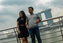 Singapore Prewedding Session ( Petty & Bagus ) by behind the scenes photography