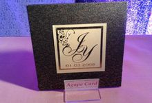 Wedding Card by Agape Card