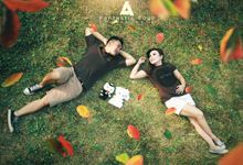 Yudi+Destya by fantastic4photography