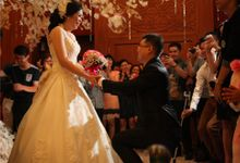 The Wedding of Herianto & Yunita by WedConcept Wedding Planner & Organizer