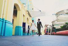 Edmund & Christine by 8photoworks