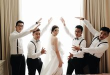 Wedding Day by Dicky - Ronny Selvi by Loxia Photo & Video