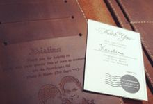 CUSTOMIZE WEDDING GIFT & SOUVENIR by Treeasure