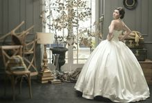 Ad Campign Ivory Bridal 2011 - 2013 by Ivory Bridal