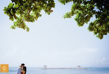 Gus Ade & Anna by dedenphotography