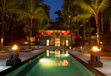 SWIMMING POOL by Villa The Sanctuary Bali
