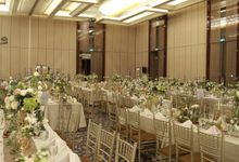 MC Wedding Intimate Grand Sheraton Gandaria Jakarta - Anthony Stevven by Anthony Stevven
