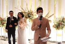MC Wedding Intimate Double Tree Jakarta by Anthony Stevven by Anthony Stevven