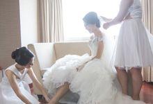 Wedding Of Ledi ❤ Seli by Prince Organizer