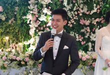 MC Wedding Intimate satoo Shangrila Jakarta - Anthony Stevven by Anthony Stevven