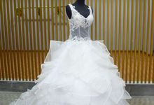 Wedding Gown by Ellen Bridal