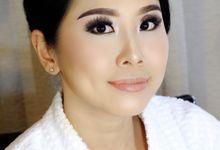 Wedding Make Up 2017-2018 by Vinanathalia_mua