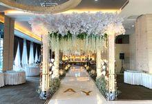 Wedding Andrew & Yolla, 18 Januari 2020 by Kirana Two Function Hall