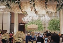Wedding of Renatha & Rafi by Indonesia Convention Exhibition (ICE)