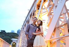 Overseas Prewedding Gallery by CoolFrame Photography