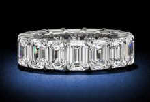 Wedding Bands by Rosenberg Diamonds & Co.