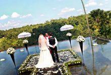 Heaven on Earth Wedding by Flo Wedding Organizer