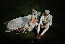 The Wedding Journal of Dita & Almas by TeinMiere