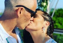 Darren & Ali Wedding by SOMETHING BLUE WEDDING