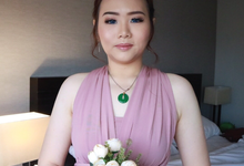Bridesmaid Make Up by DA Make Up Artist