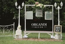 Bumi Samami - Anty & Roy by Organdi Decor