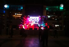 New Year Event by Happy Media Display
