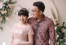 Engagement Dinda & Akbar by weddstoryid