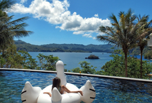 Dabirahe Infinity Swimming Pool by Dabirahe Dive, Spa and Leisure Resort - Lembeh