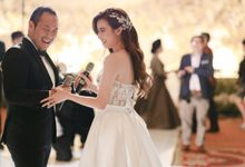 THE WEDDING OF DANNY & PRESILIA by PRIVATE WEDDING ORGANIZER