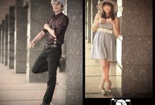 Pre-wedding Aat Ola by DK Photography