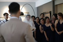 Wedding of Aditya & Gladys #AditakinGladys by D.Agape Organizer